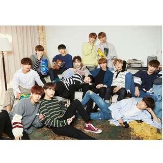 [WTS] Seventeen Official Poster