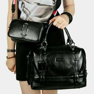 Pedro Leather Bag Original (Black)