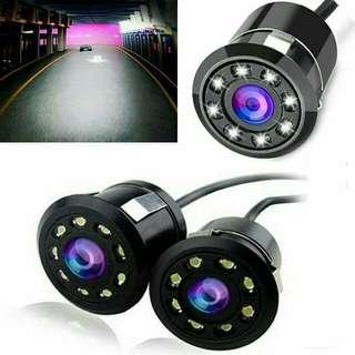 Car Backup Rear View Reverse Camera Parking HD 170° Waterproof