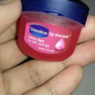 Vaseline lips therapy rosy and original
