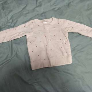 H&M Organic Cotton Sweater 12-18mths