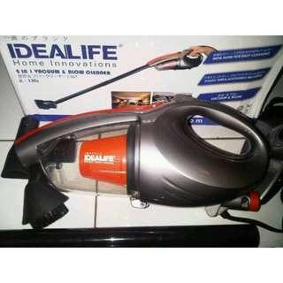 Idealife 2 In 1 Vacuum Cleaner With Blower Penyedot Dan Pengering [Dryer]