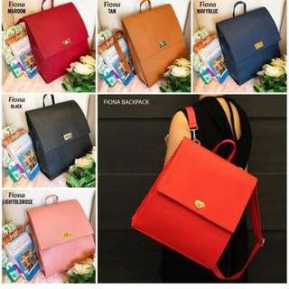 Fiona bag pack