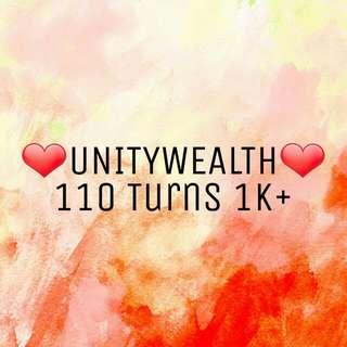Unitywealth ol job