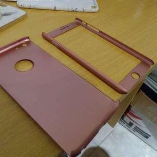 360 Cover Case plus iRing Miniso