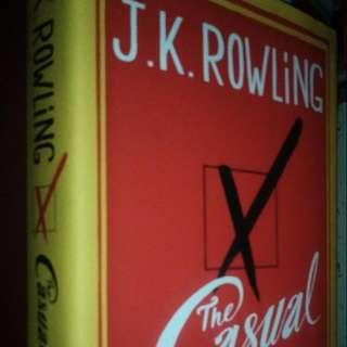 Novel The Casual Vacancy