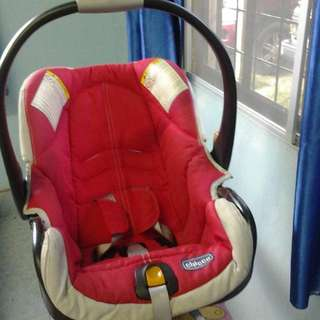 Preloved car seat