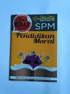 Sasbadi Pendidikan Moral SPM