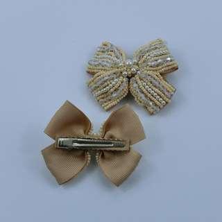 Pearl Bead Hairclip