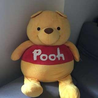 巨型Winnie the pooh