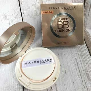 [NEW] RESTOCK Maybelline Cushion Gold