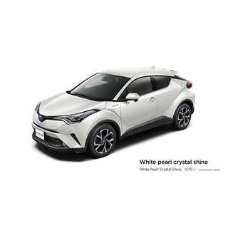 Brand New Toyota C-HR Hybrid