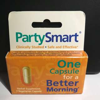 Party Smart Pill