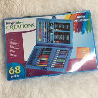 [BNIB] Imagination Creation 68 Pcs Colouring Set