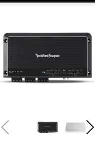 Rockford Fosgate Prime Amplifier R300x4 channel