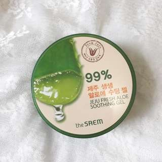 THE SAEM 99% ALOEVERA