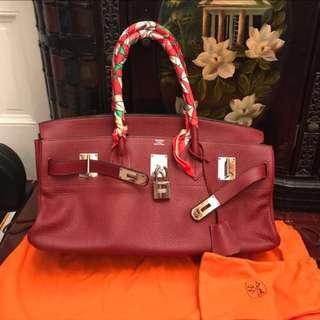 最後減價Hermes shoulder Birkin Bag lv