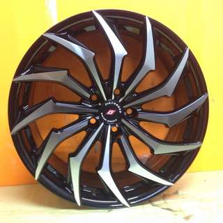 SPORT RIM 19inch INFORGED RACING WHEELS