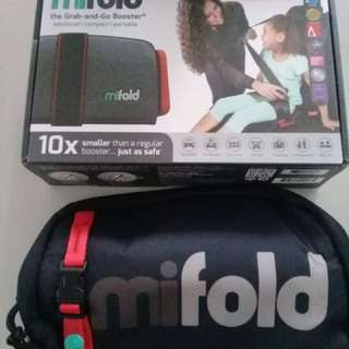 Car Booster Seat for Toddlers (mifold)
