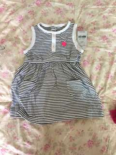 Carter's baby dress 18 months