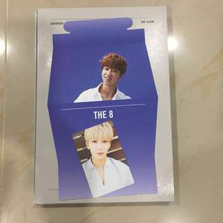 Jeonghan Official Teen age white ver. pc