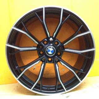 SPORT RIM 19inch BMW WHEELS