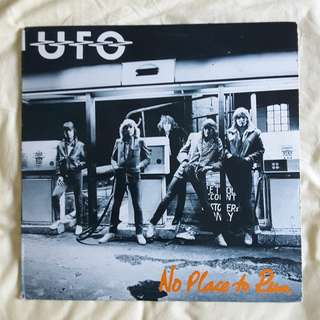 UFO - No Place to Run Vinyl Record