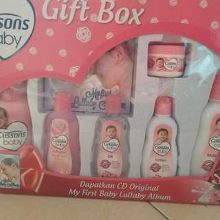 Gift Box Cussons Baby