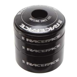 Race Face Headset Spacer Kit with Top Cap Black