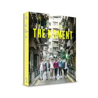 [PREORDER] JBJ 1st Photobook The Moment