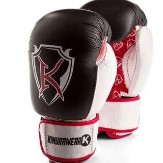 "KIMURAWEAR Boxing Gloves 10oz + Handwrap 180"""