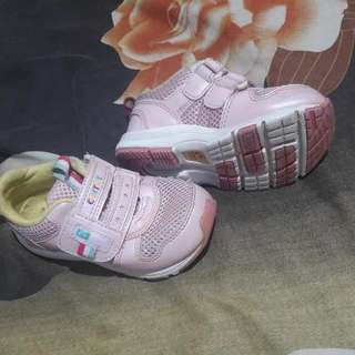 sepatu anak branded balita toddler bayi moon star carrot sneakers sport preloved