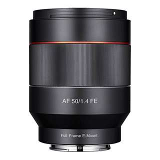 Samyang AF 50mm f1.4 FE Lens for Sony Full Frame E mount Camera *NEW*