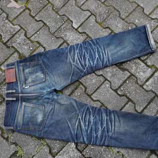 Jeans Salvedge