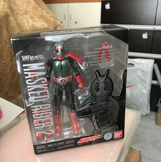 S.H.Figuarts Masked Rider 2 幪面超人 2號