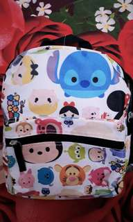 Tas Disney Tsum tsum mini backpack ori