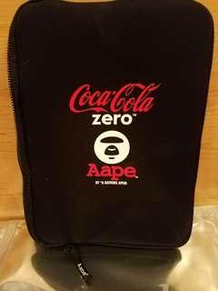 (包郵)全新可口可樂xAape電腦袋