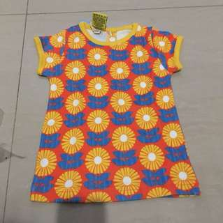 Baju baby size 6 bulan ( muat sampai 1thn )