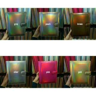 Binder hologram 20 & 26 ring