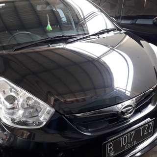Daihatsu Sirion 2013 hitam