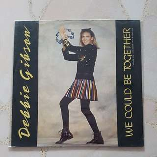 Debbie Gibson Singles LP Vinyl