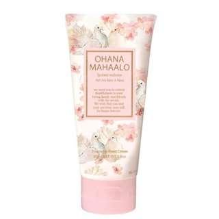 OHANA MAHAALO Fragrance Hand cream Ipolani mahana 50g