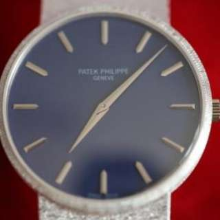 Patek Philippe Man Platinum Winding