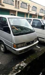 Nissan vanette (80% good condition)