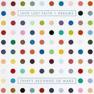 30 (Thirty) Seconds To Mars - Love Lust Faith + Dreams CD+DVD