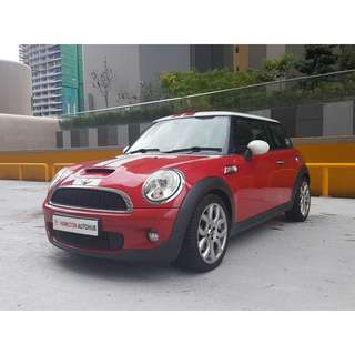 MINI COOPER S 1.6 MT ABS D/AIRBAG HID TURBO