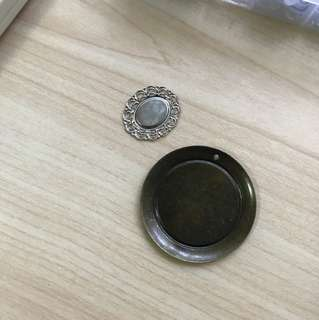 Free jewellery making plates base