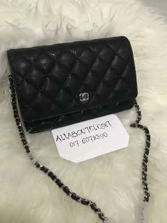 Customer's purchased Chanel WOC