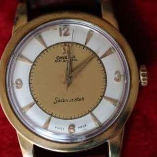 Omega Sea Master Automatic Vintage Man Watch