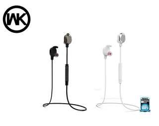 WK BD350 wireless dual earpiece